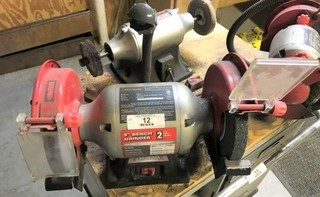 "Performax 8"" Bench Grinder"