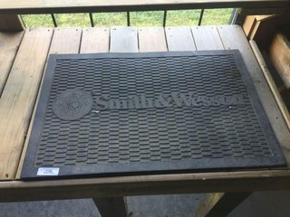 Smith & Wesson Floor Mat
