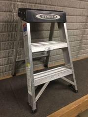 Werner Aluminum Step Stool