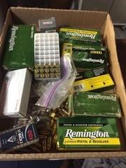 Assorted Handgun Ammo