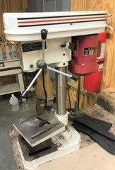 Tool Shop 5 Speed Bench Drill Press