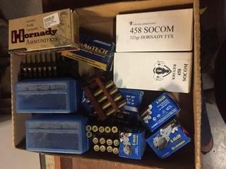 Assorted Long Gun Ammo