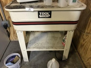 Tool Shop Parts Washer