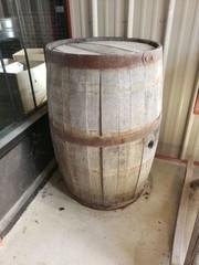 2 Wine Barrels