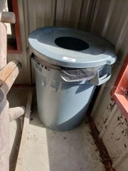 Trash Can, Sign Displays & Miscellaneous