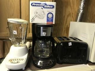 Small Kitchen Appliances & Kitchenwares