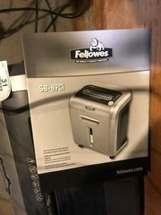 Fellows SB-89Ci Paper Shredder