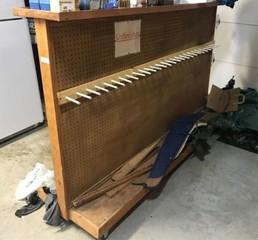 Rolling Gun Rack