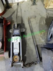 Two-ton Hydraulic Floor Jack