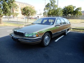 1996 Buick Roadmaster Wagon Collector's Edition