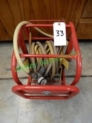 Air Hose on Reel