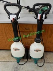 Two Wheeled Pump Sprayers