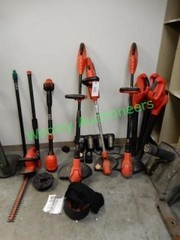 Black and Decker Battery Powered Tools in Group