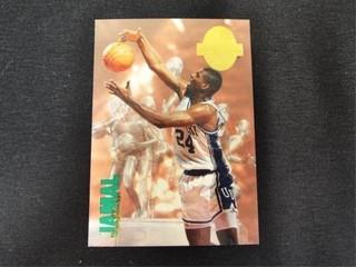 Jamal Mashburn Basketball Trading Card