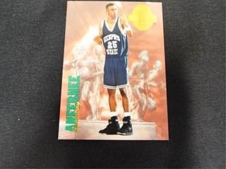 Anfernee Hardaway Rookie Basketball Trading Card