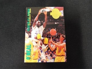 Shaquille O Neal Rookie Basketball Trading Card