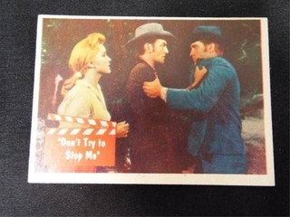 Don t Try To Stop Me  Original 1956 Movie Card
