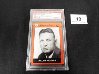 1991 OK State Collegiate Collection Ralph Higgins