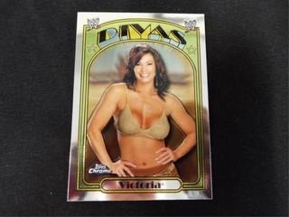 Victoria WW Heritage Diva Trading Card