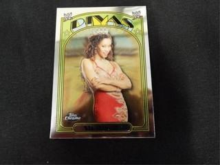 Sharmell WW Heritage Diva Trading Card