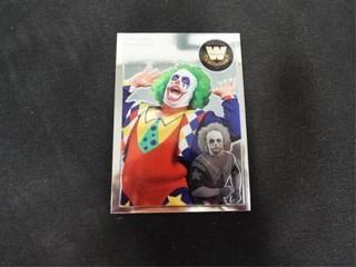 Doink WW Heritage legend Trading Card