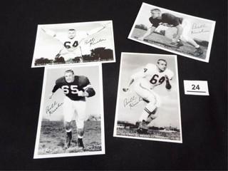Bill Krisher Signed Photographs  4