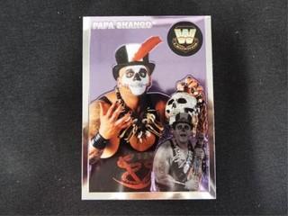Papa Shango WW Heritage legend Trading Card