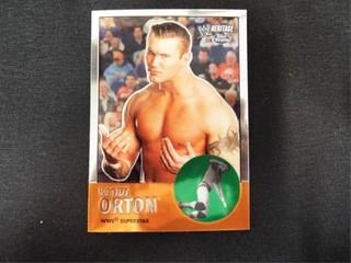 Randy Orton WWE Superstar Heritage Trading Card