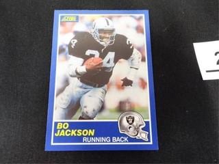 Bo Jackson Football Trading Card