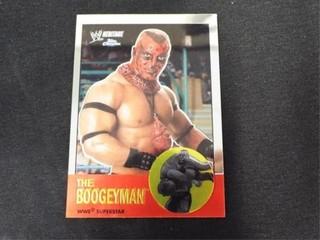 The Boogeyman WWE Superstar Heritage Trading Card