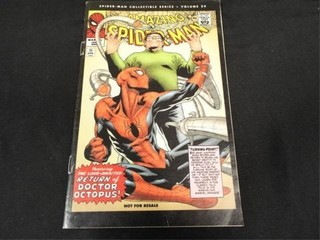 Amazing Spider Man Comic Book  dated April 11 1964