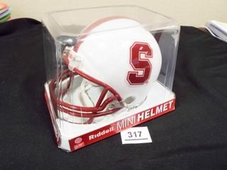 Riddell Mini Helmet Stanford  NIB