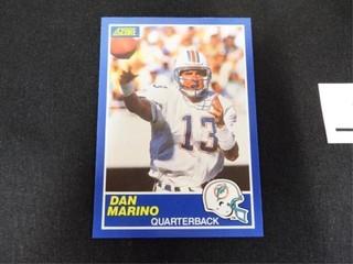 Dan Marino Football Trading Card