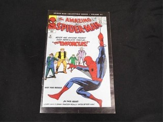 Amazing Spider Man Comic Book  dated Mar 10  1964