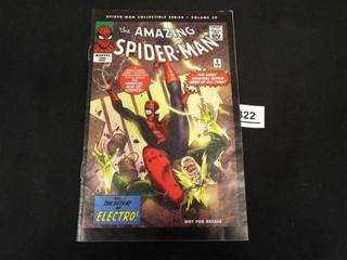 Amazing Spider Man Comic Book  dated Feb 9  1964
