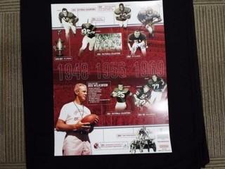 University of Oklahoma Football Poster  3 of 4