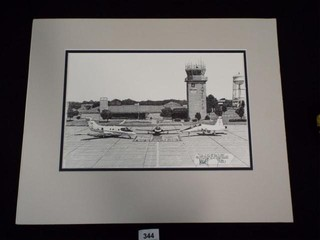 Vance AFB  T 1A  T37   T 38  Art by Joe Miligh