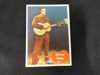 1956 Elvis Presley  Ask Elvis  Trading Cards   5