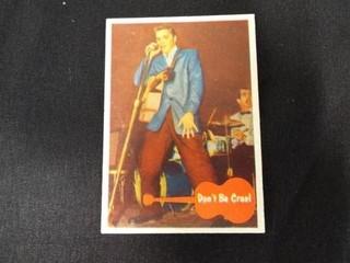 1956 Elvis Presley  Ask Elvis  Trading Cards   11