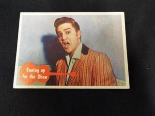 1956 Elvis Presley  Ask Elvis  Trading Cards   32
