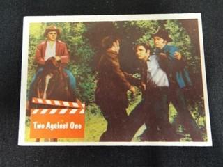 1956 Elvis Presley  love Me Tender  Movie Cards