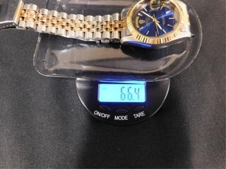 Rolex Wristwatches  believed to be replica fake