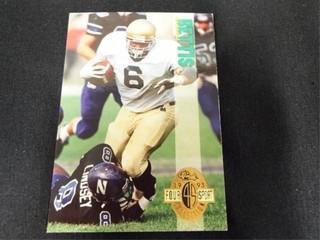 Jerome Bettis Football Trading Card