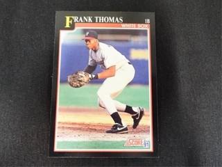 Frank Thomas Baseball Trading Card