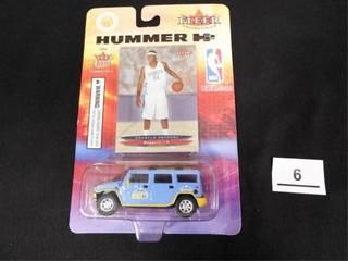Fleer Hummer H2 NBA Series Carmelo Anthony Card