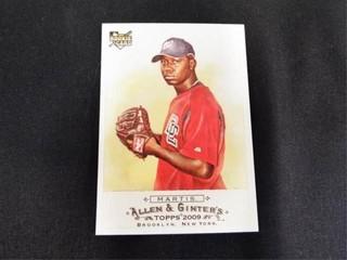 Shairon Martis Allen   Ginter Rookie Baseball Card