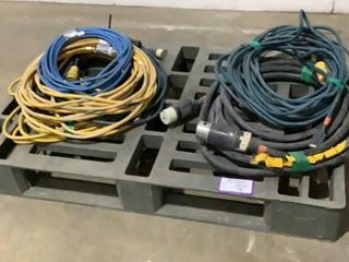 (qty-6) Electrical Extension Cords
