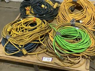 (qty - 18) Electrical Extension Cords