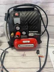 Rockworth 1.5 HP Air Compressor