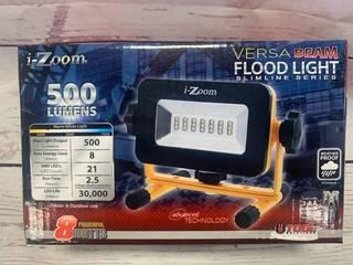 Izoom 500 Watt Versa Beam Flood Light